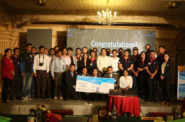 Visualise VR Prevails in Seedstars Kathmandu 2016