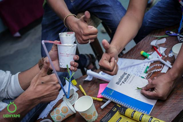 [Photo Story] Udhyami Seed Camp - Tech Edition Day 3: The Prototype for Success