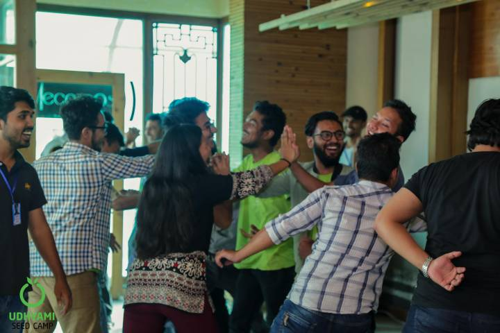 Photo Story: Udhyami Seed Camp - Tech Edition Day 5